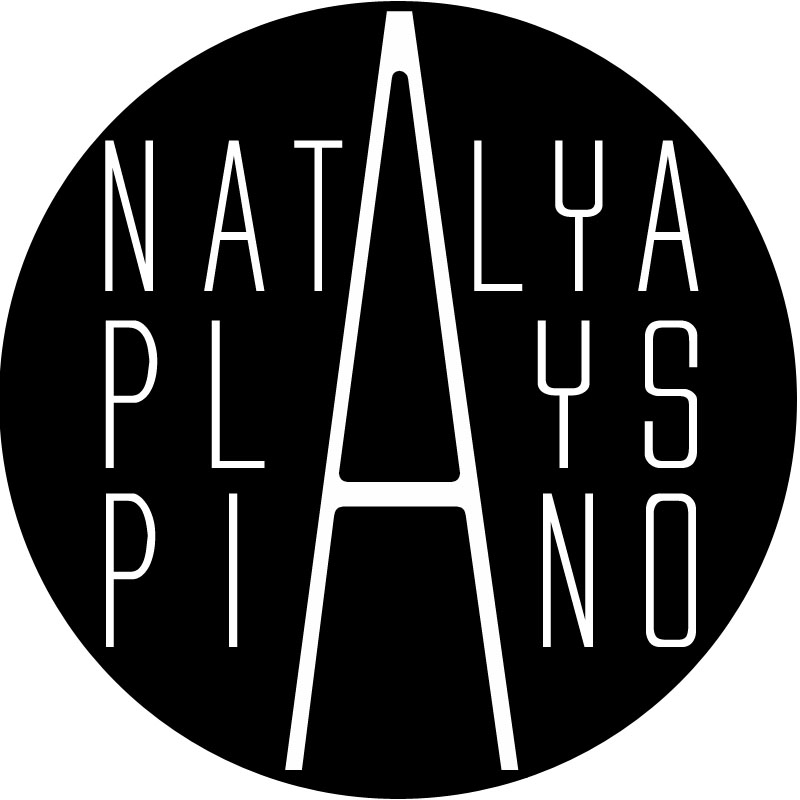 NATALYA PLAYS PIANO